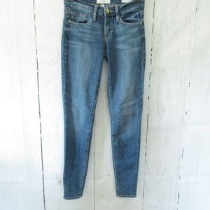 Frame Denim Le Skinny De Jeanne Jeans Ankle Crop